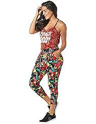 Zumba Fitness Let's Jam Jumpsuit Madame Pantalons