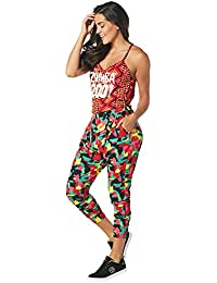 Zumba Fitness Z1b00542 Combinaison Femme f8770cc8b64