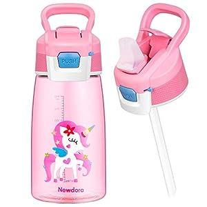 Newdora Botella de Agua para