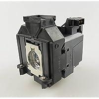 CTLAMP Remplacement du projecteur de la Lampe/Ampoule avec Logement ELP LP69 V13h010l69-pour-EH TW8000/EH-TW9000/EH-TW9000W/EH-TW9100/PowerLite 5010/HC PowerLite HC 5010e/HC PowerLite 5020UB/HC PowerLite 5020UBe PowerLite Pro/6010 PowerLite ProC6020UB-TW8100/EH