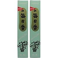 Trimontium 98717 Nippon Kodo Morning Star japanische Räucherstäbchen Duopack, 2 x 50 Stück, Gardenie/Gardenia preisvergleich bei billige-tabletten.eu