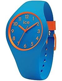 57188a4a8889 Ice-Watch - ICE ola kids Robot - Reloj blu para Niño con Correa de