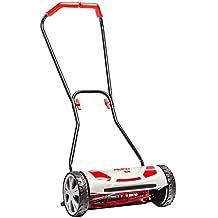 AL-KO Spindelmäher Soft Touch 38 HM Comfort, Schnittbreite 38 cm, für Rasenflächen bis 250 m², Schnitthöhe 4-fach verstellbar, nur 7.9 kg schwer, extrem wendige Bauweise