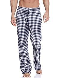 f79a3b70188 Timone Pantalon Bas de Pyjama Vêtement 100% Coton Homme TPP-001