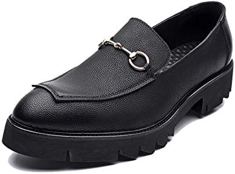 Xujw-scarpe, 2018 Scarpe Stringate Basse Scarpe Oxford da Uomo alla Moda, Slip Casual a Fondo Spesso Impermeabile... | Sito Ufficiale  | Scolaro/Ragazze Scarpa