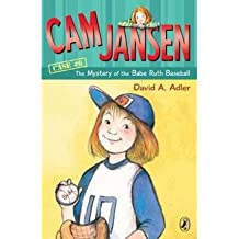 [(CAM Jansen and the Mystery of the Babe Ruth Baseball )] [Author: Suanna Natti] [Nov-2004]