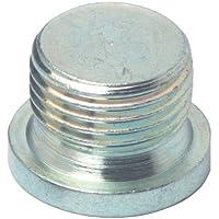 Verschlussschraube DIN 906 M12x1,5-2 St/ück Innensechskant kegeliges FEIN-Gewinde mit Innensechskant in Stahl Verzinkt