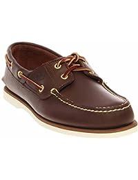 Timberland Icon Classic 2-Eye - Zapatos de cuero para hombre