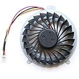 DXCCC Laptop CPU Cooler Fan for Fujitsu LifeBook A512 AH512 AH530 CPU Cooling Fan