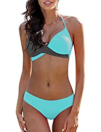 721860767638 Amazon.es: bikini brasileño - Dorado / Mujer: Ropa
