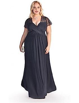 dabe73ca38c8 Swing Vestito Da donna-Per uscire Da party cocktail Moda città Tinta unita  A V