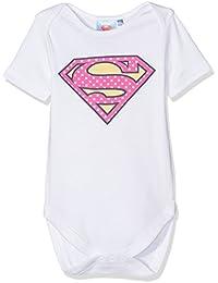 Twins Supergirl 1 011 41 - Body Bebé-Niñas