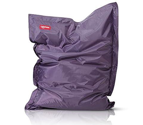 ROOMOX Original XXL Sitzsack für drinnen und draußen Stoff 160