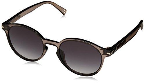 Marc Jacobs Unisex-Erwachsene MARC 224/S 9O R6S 52 Sonnenbrille, Black/Grey