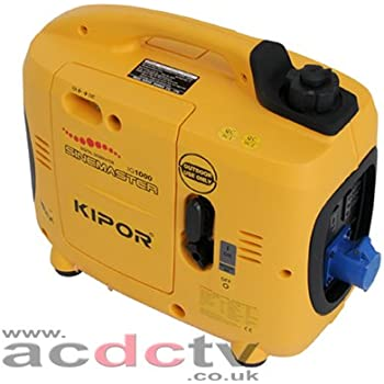 Kipor IG2600 Suitcase Inverter Generator: Amazon co uk: Garden