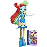 My Little Pony – Equestria Girls – Rainbow Rocks – Rainbow Dash – Bambola 24,5 cm