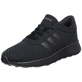 adidas Unisex-Erwachsene Lite Racer Sneaker - Schwarz (Negbas / Negbas / Gricin 000) , 42 2/3 EU