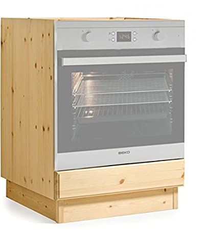 Base forno cucina da L60- MOBILE GREZZO (NO LUCIDATO): Amazon.it ...