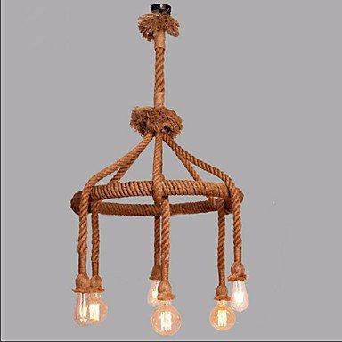 diseo-retro-chicsepia-candelabros-de-hierro-industrial-cordel-de-sisal