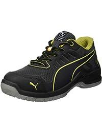 Puma 644100.36 Chaussures de sécurité Fuse TC Green pour Femme Low S1P ESD  SRC Taille 36 dfe66093105a