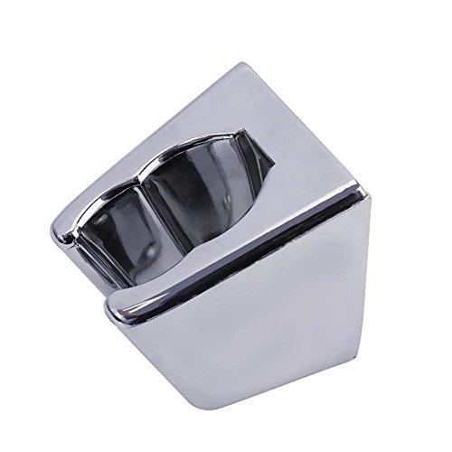 thanly supporto per doccia, in plastica ABS, cromato] accessori bagno doccia Spray Testa Supporto da parete fisso staffa doccetta Holder