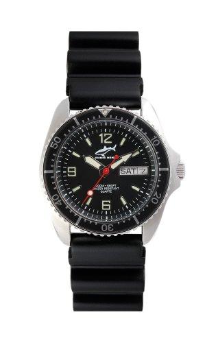 Chris Benz One Medium CBM-S-SW-KB Unisex Diving Watch