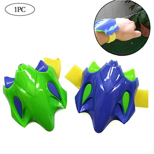 Intelligente Schwimmen Handgelenk Wasserpistolen Kinder Lieblings Sommer-Strand-Spielzeug Lernwasserschlacht Pistole Für Jungen-Geschenk (Zufällige Farbe) - Spielzeug Pistole Handgelenk