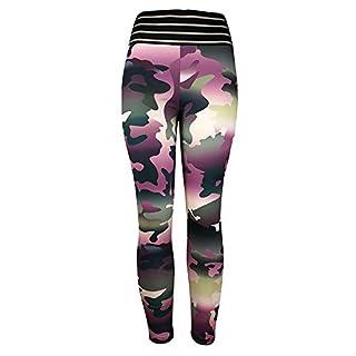 VECDY Damen Hosen Yogahosen Sporthosen Mode Workout Leggings Fitness Sport Gym Laufen Yoga Athletic Hosen Jogginghose Tanzhosen Jogginghose