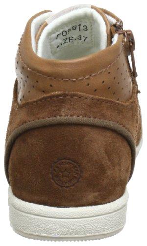 ESPRIT Randy Lu Bootie O13050 Damen Sneaker Braun (cognac 222)