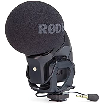 RØDE Stereo VideoMic Pro On Camera Microphone