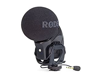 RØDE Stereo VideoMic Pro On Camera Microphone