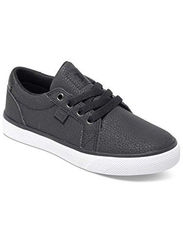 Chaussures Council Pirate Black Enfant - DC Shoes Noir