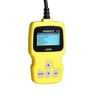 AUTOPHIX OM500 OBDII-Scanner/Codeleser, besonders geeignet für japanische Fahrzeuge von Toyota/Honda/ Nissan/Suzuki
