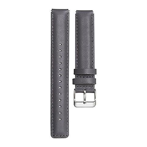 pinhen 16mm dégagement rapide Bracelet en maille en acier inoxydable