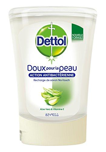 Dettol Savon Recharge pour No Touch Aloe Vera 250 ml