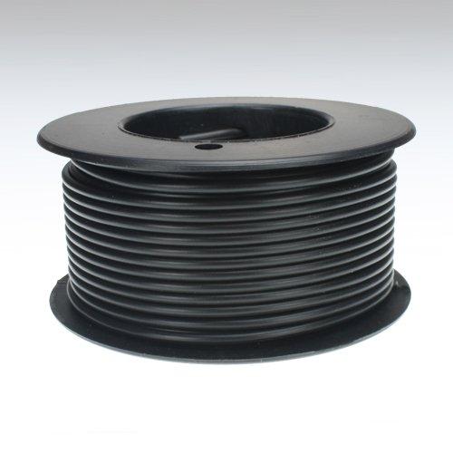 Preisvergleich Produktbild Kabel 2, 5 qmm schwarz 25m Litze Leitung Fahrzeug Auto