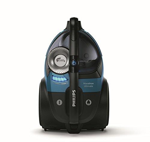 Philips FC9932/09 Aspirateur sans Sac Bleu Pétrole