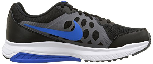 Nike Dart 11, Sneakers basses homme Multicolore (Black/Soar/Dark Grey/White)