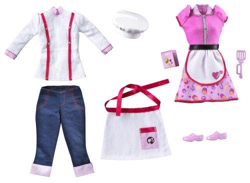 Barbie W3750 Moden Ich wäre gern Restaurant Moden Restaurant Ware