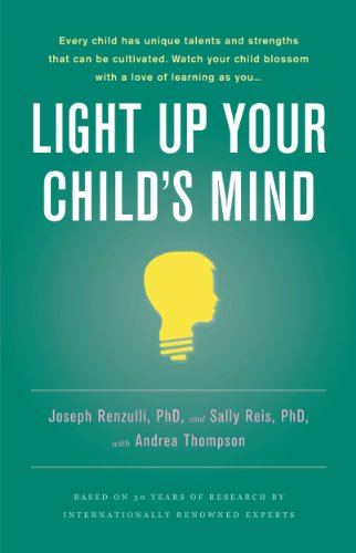Light Up Your Child's Mind: Finding a Unique Pathway to Happiness and Success (English Edition)