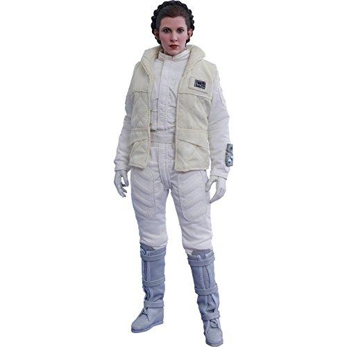 Hot Toys Ht903034Princesse Leia Star Wars l'empire Contre-Attaque Figure, Echelle 1/6