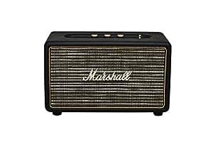 Marshall Acton Bluetooth Lautsprecher schwarz