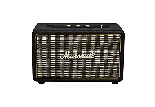 Marshall Acton - Altavoz portátil (25 W, 50 - 2000 Hz, Bluetooth) color negro