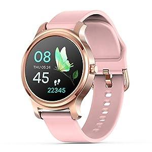 Otti-3S Smartwatch Fitness Tracker Monitor de ritmo cardíaco Cómo hacer / contestar el teléfono ALTAVOZ Notificaciones… 12