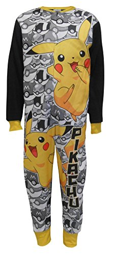 Pokemon-Pikachu-One-Piece-Sleepsuit