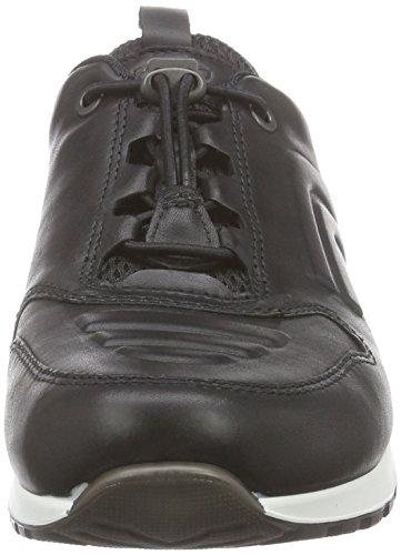 Ecco Ecco Cs14 Ladies, Baskets Basses femme Noir - Schwarz (BLACK01001)
