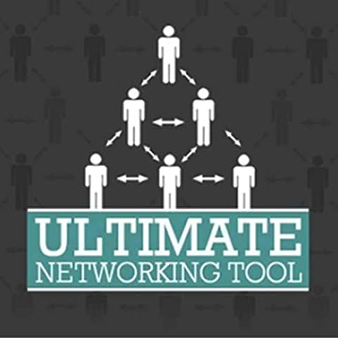 Ultimate Networking Tool (DVD/Booklet/Props) by Jeff Kaylor and Anton Jame - Close-Up Magic - Tours et magie magique