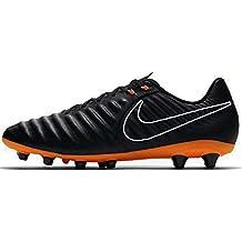 Bota Futbol Nike Tiempo Legend 7 Suela AG Negra Adulto 7f76640ce16b2