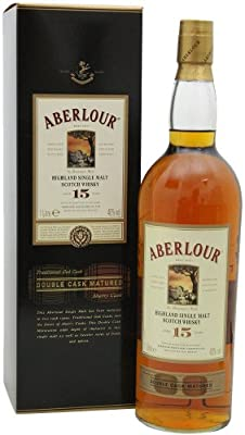 Whisky Malte Aberlour 15 Years Old Doublecask