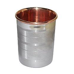 Dakshcraft Drinkware Accessories Handmade Copper Tumblers